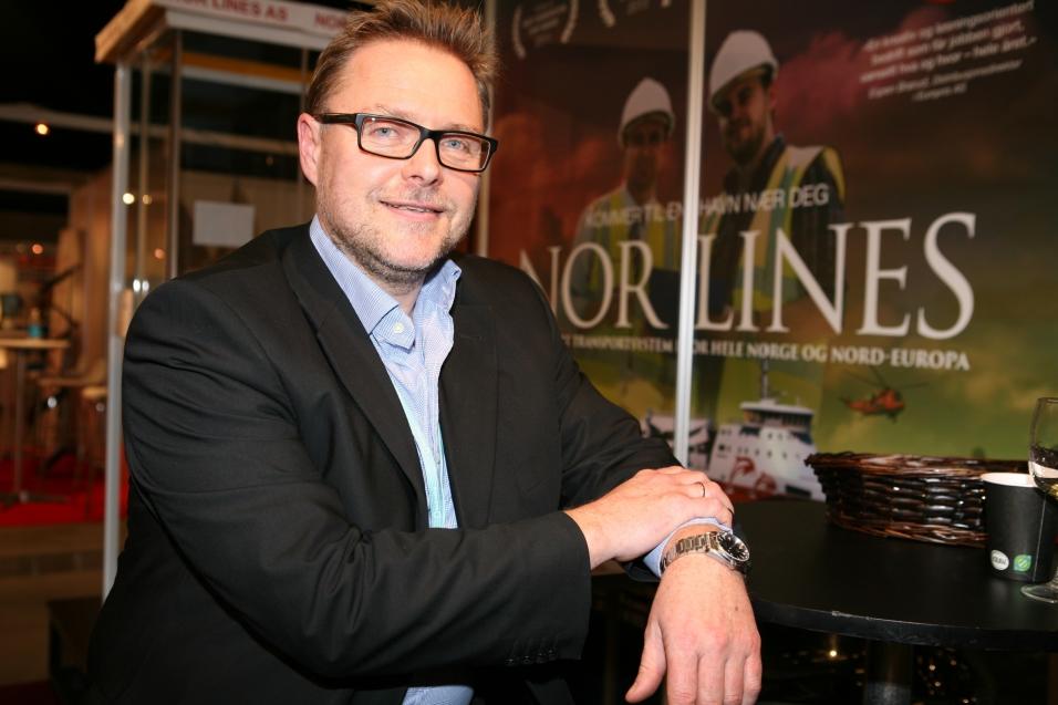 Tor Arne Borge (Foto: Per Dagfinn Wolden, Moderne Transport)