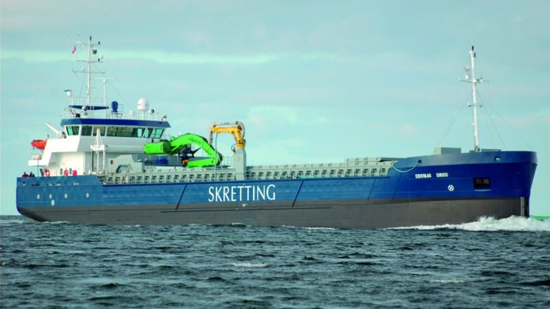 Godkjent som garantist for skip registrert i NIS