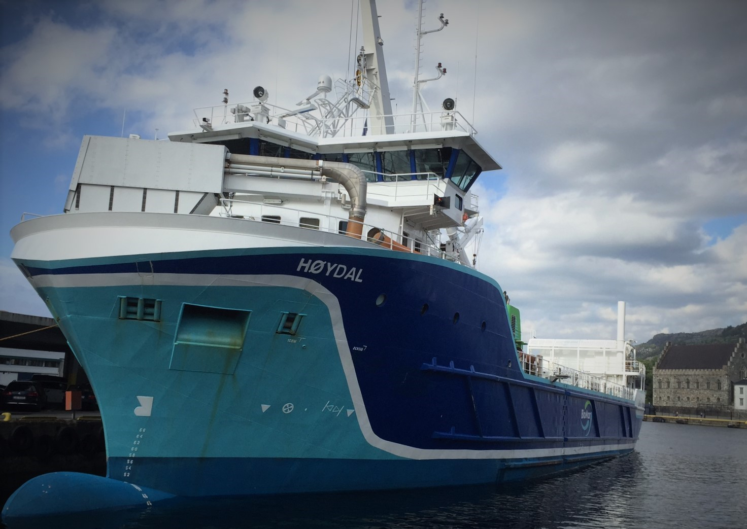 Kystrederiene med i NCE Maritime CleanTech