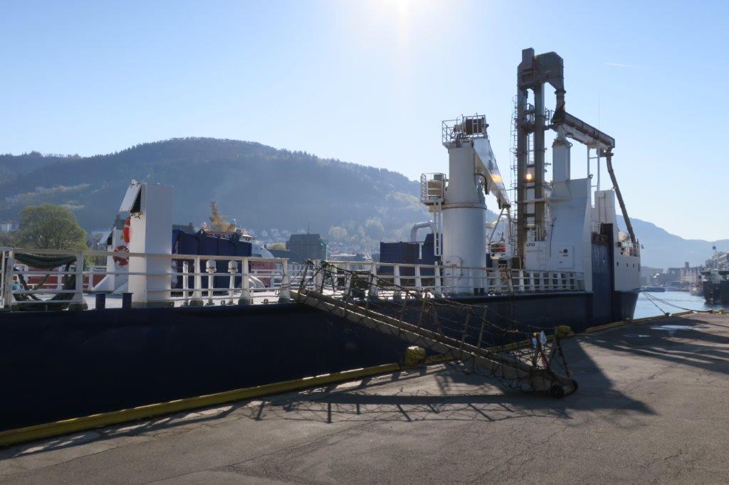 Innstillingen til Havne- og farvannsloven fremlagt: adgangen til utbytte fra havnene begrenses