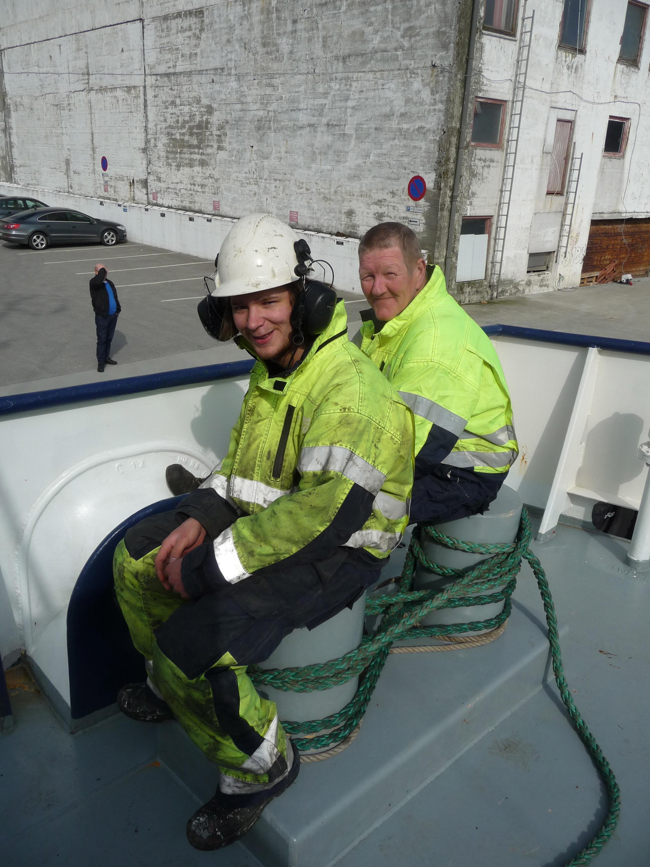 Sjøfolkenes dag – 25. juni