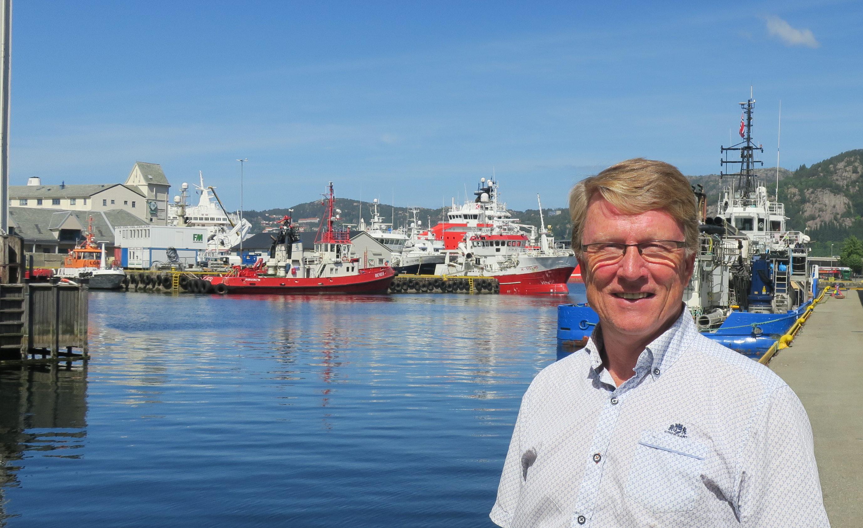 Store ambisjoner for en grønnere skipsfart