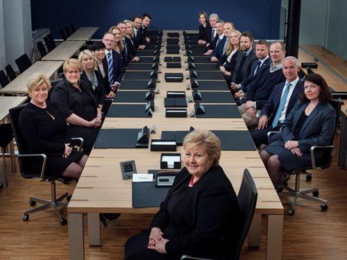 Brev til statsminister Erna Solberg