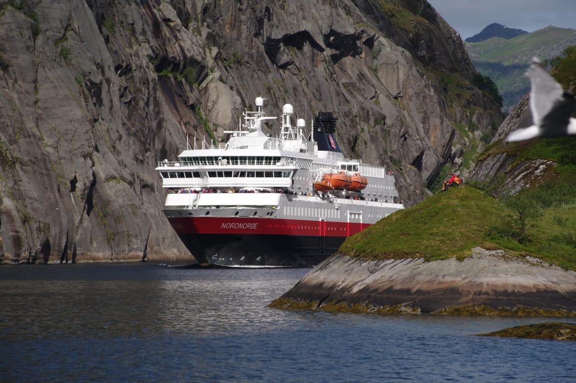 Biogass en del av løsningen for sjøtransporten
