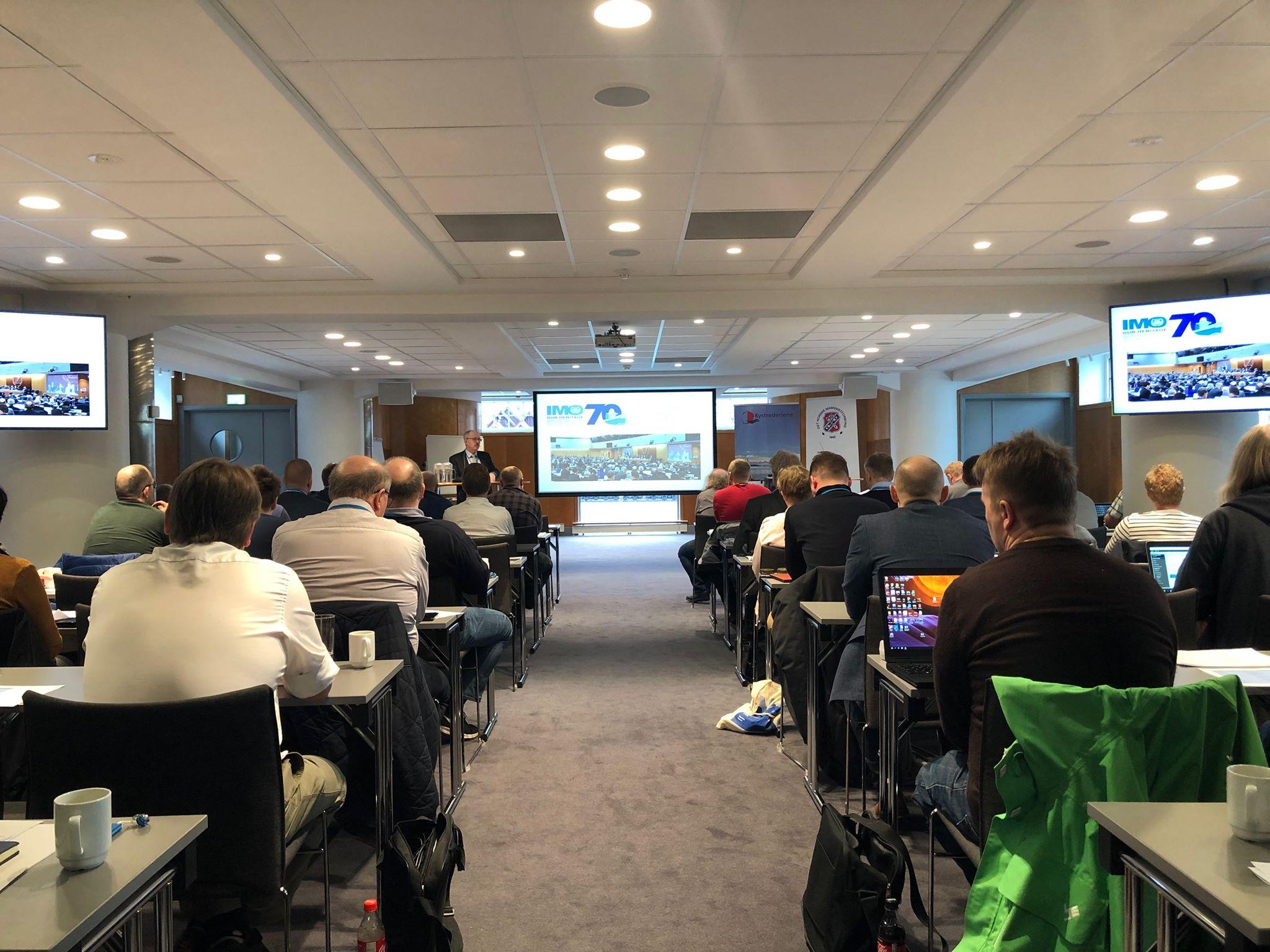 Nærskipskonferansen – ein engasjerande arena!