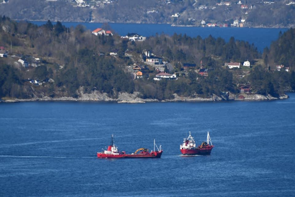 Grønn flåtefornyelse sikrer klima og miljøgass reduksjon, nærskipsfarten og norske sjøfolk