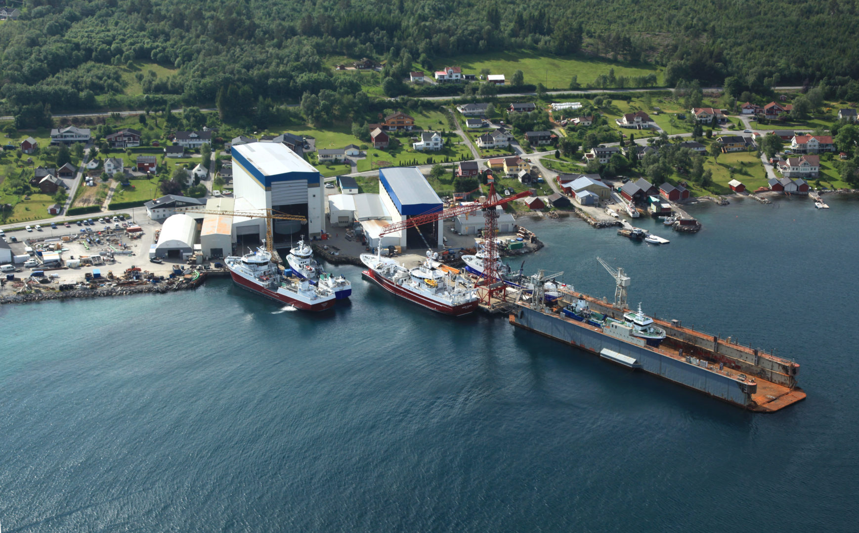 Nedbetalingstiden i statlig skipsfinansiering må økes