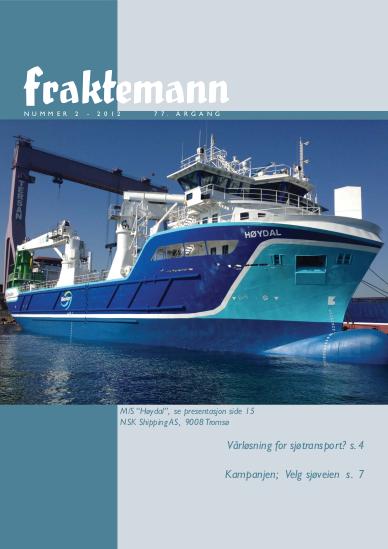 Fraktemann nr. 2 – 2012