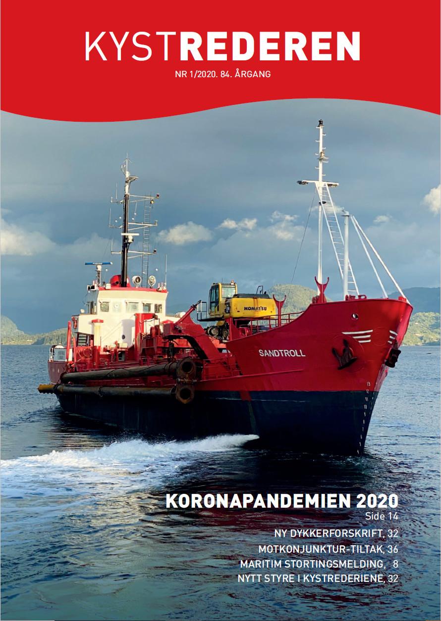 Kystrederen nr. 1 – 2020